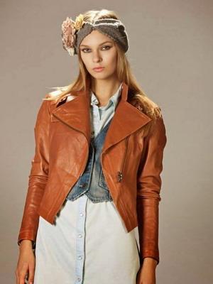 Кожаные куртки 2020-2011 и с чем их носить