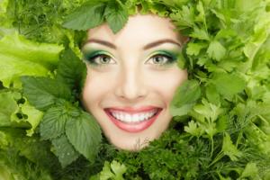 В чем польза салатных листьев?