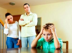 Почему мы ссоримся со своими детьми?