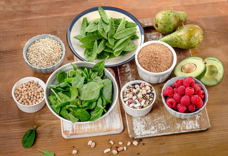 Низкоуглеводная диета с овощами