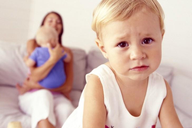 Ревность среди детей