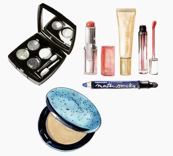 Базовый набор для макияжа: только нужные вещи в вашей косметичке