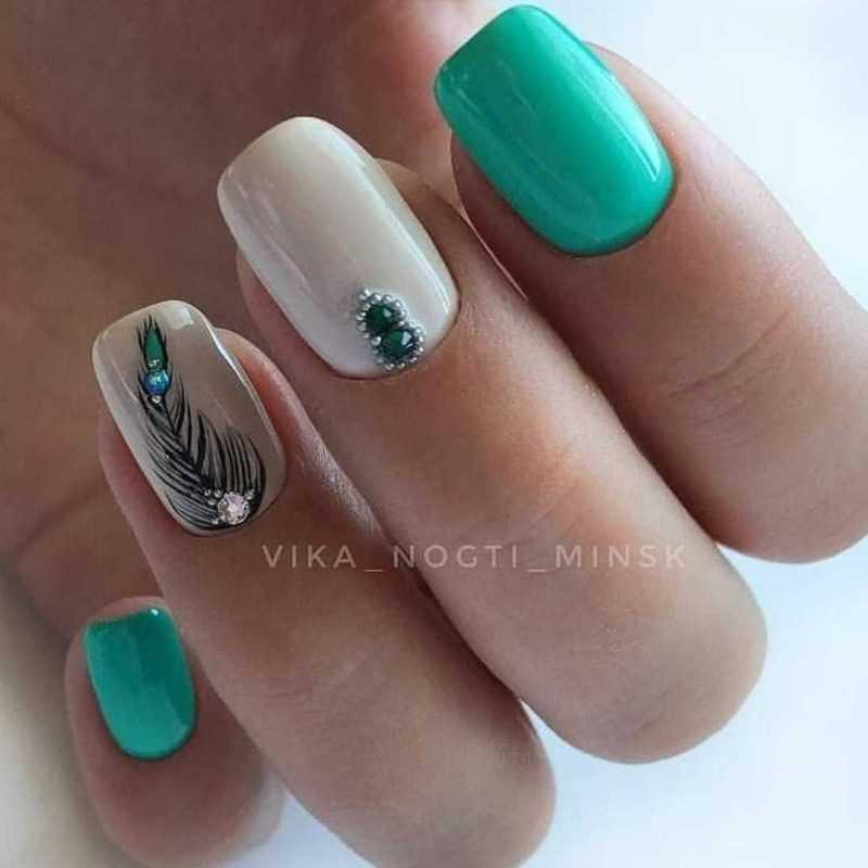 mint-nail-66