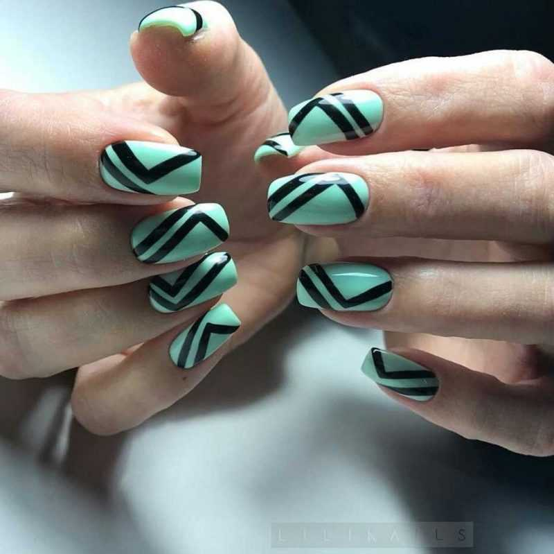 mint-nail-67