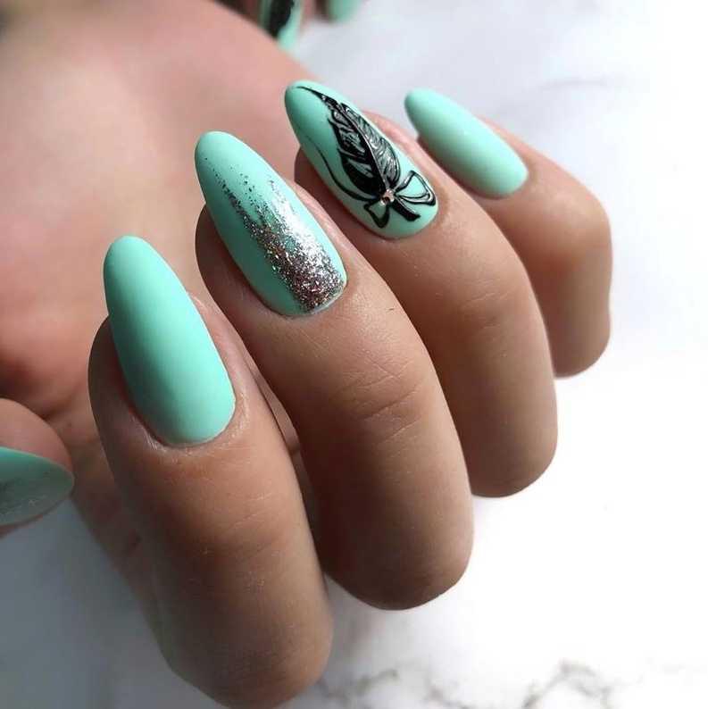 mint-nail-89