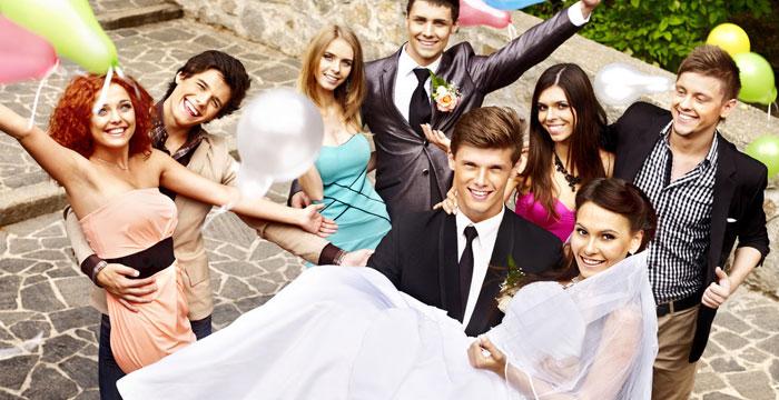 Правильно выбранные свидетели – залог успеха свадьбы