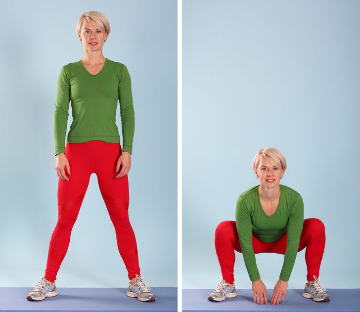 ТОП-5 упражнений для ягодиц, которые вдомашних условиях превратят вашу попу ворех (иэто нетолько приседы)