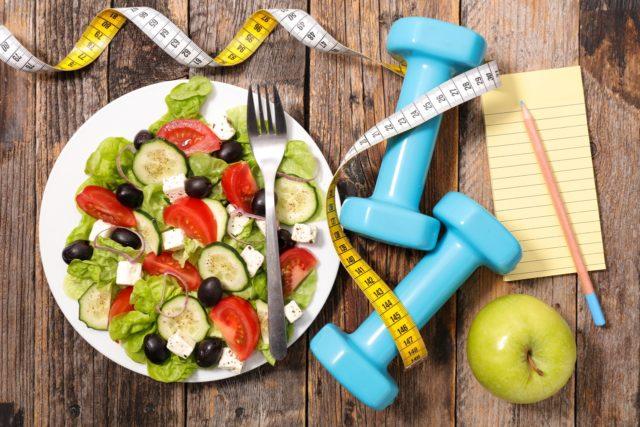Фитнес-диета для похудения: правильное питание на страже вашей красоты и здоровья