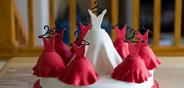 Торт на девичник невесте