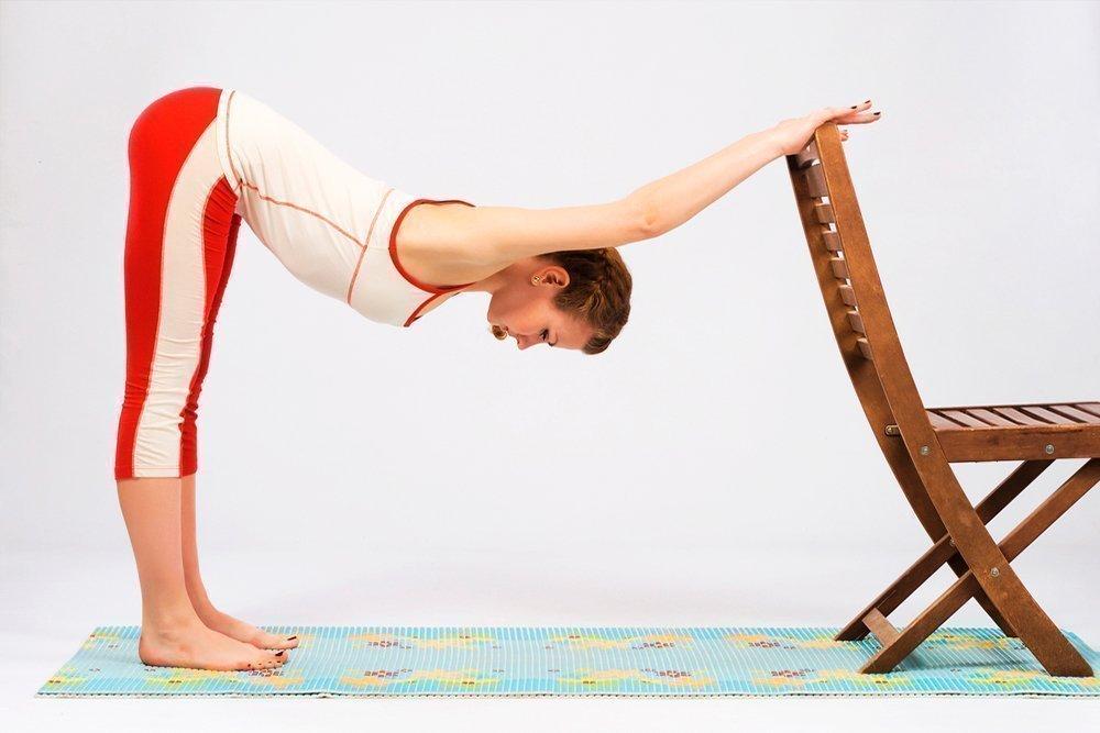 Комплекс упражнений для спины: растяжка