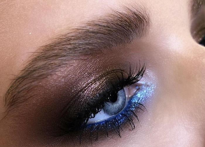 Как визажисты используют кайал для глаз