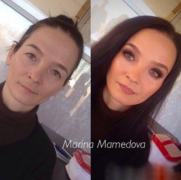 антивозрастной макияж секреты