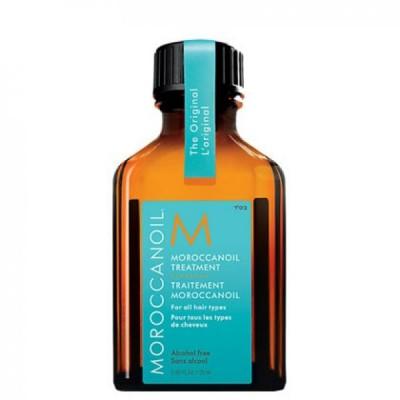 Восстанавливающее масло Treatment for all Hair Types, Moroccanoil, 900 руб