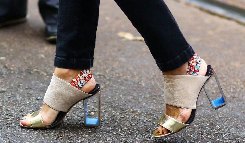 Модная женская обувь на лето 2020