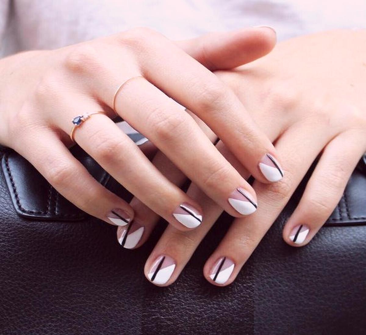 Модный тренд 2021: маникюр на коротких ногтях - Женский журнал